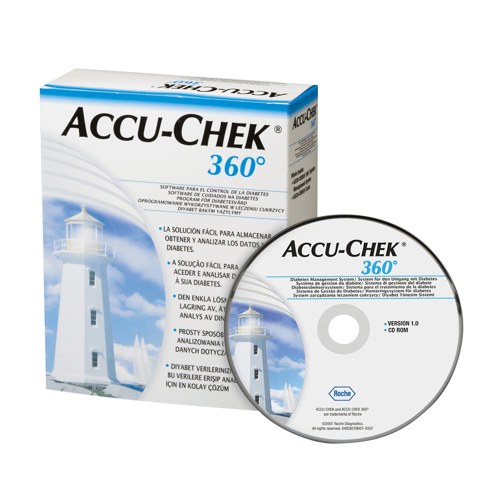 Comments on ACCU-CHEK 360°