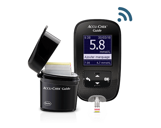 Accu-Chek Guide meter