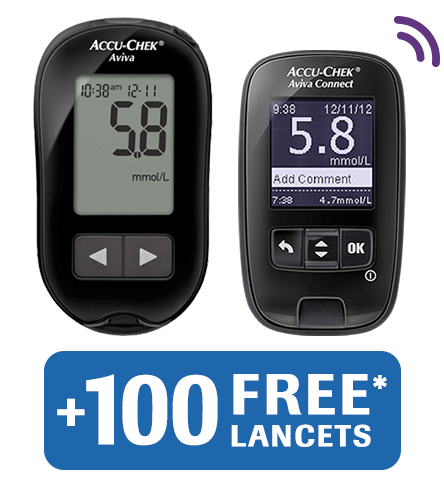 Free Accu-Chek meter offer