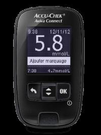 Aviva Connect avec écran en français