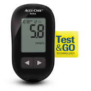 Accu-Chek Aviva - Test&Go technology